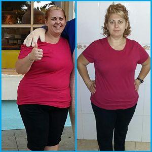 resultados herbalife para bajar peso