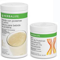 proteina herbalife precio